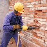 Демонтажники, ломаем стены, Новосибирск