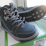 Ботинки демис - новые, в коробке (стелька 18 см), Новосибирск