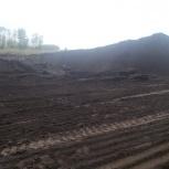 Земля, чернозём, щебень, отсев,бут, песок, ПГС, керамзит. Доставка, Новосибирск