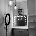 Рабочее место бровиста,или визажиста,парикмахера,маникюрного мастера., Новосибирск