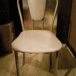 Набор из 4-х стульев серых, Новосибирск