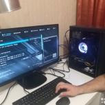 Игровой пк на AMD Ryzen 7 2700Х+GTX1660Ti 6Gb+В450, Новосибирск