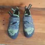 Продам скальные туфли детские, Новосибирск