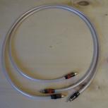 Межблочный аналоговый аудио-кабель RCA-RCA 1 метр, Новосибирск