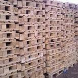 Дорого купим б/у деревянные поддоны, паллеты, Новосибирск