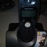 Продам радиотелефон Panasonic б/у ХТС., Новосибирск