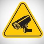 Монтаж видеонаблюдения, автономных сигнализаций, видеодомофонов, СКС., Новосибирск