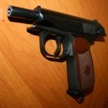 Продам пистолет Макаров ( мр 654к ), Новосибирск