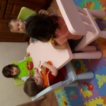 Частный детский садик (присмотр и уход), Новосибирск