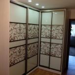 Шкафы купе, раздвижные двери по вашим размерам, Новосибирск