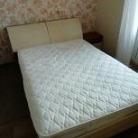 Двуспальная кровать от фабрики СтолПлит, Новосибирск