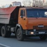 Услуги Камаза самосвала 55111 - 10т, Новосибирск