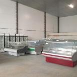 Аренда витрин холодильных всех типов и размеров с подтоварником, Новосибирск