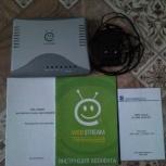 Adsl-модем InterCross Web Stream ICxdsl 5633 NE, Новосибирск