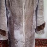 Продам шубу мутон в хорошем состоянии, Новосибирск