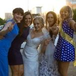 Ведущая на свадьбу, юбилей, Новосибирск