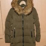 Продам теплую куртку зимнюю, Новосибирск