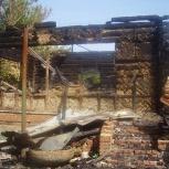 Демонтаж после пожара строений.Недорого, Новосибирск