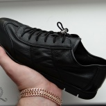 Ботинки giorgio armani из натуральной кожи, Новосибирск