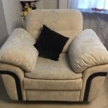 Продам супер кресло Реклайнер, Новосибирск