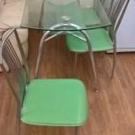 Стол + 4 стула, Новосибирск