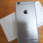 Apple iPhone 6 16Gb A1586, б/у, на гарантии, Новосибирск