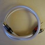 Межблочный аналоговый аудио-кабель RCA-RCA 0,5 метра, Новосибирск