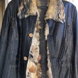 Куртка натуральная из меха волка, Новосибирск