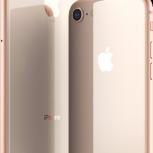 iPhone 8 Plus 64gb Золотой с гарантией 1 год, Новосибирск