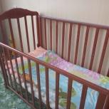 Отличная детская кроватка, Новосибирск