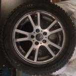 Продам зимние шины Laufenn I FIT 235/55/17 4шт, Новосибирск