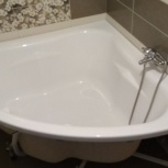 Ванна акриловая BAS Империал 150*150 см, Новосибирск