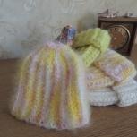 Продам новые женские зимние шапки мохер, Новосибирск