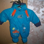 Продам детский комбинзон демисезонный б/у, Новосибирск