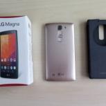 Продам смартфон LG Magna, Новосибирск