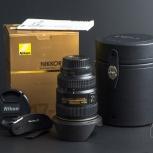 объектив Nikon 17-35 mm f/2.8D ED-IF AF-S Zoom-Nikkor, Новосибирск