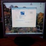 монитор Samsung SyncMaster 720N / 1280x1024 (5х4), Новосибирск