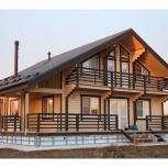 Строительство домов, коттеджей, бань. Отделка и ремонт, Новосибирск