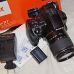 Фотоаппарат Sony Alpha SLT-A37 kit 18-70/3.5-5.6, Новосибирск