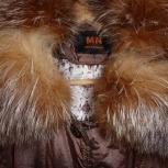 Куртка, пальто осень-зима 2 в 1, р-44(46), Новосибирск