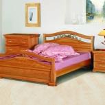 Кровать из массива дерева (сосна / бук / дуб), Новосибирск