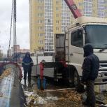 ГНБ (горизонтальное бурение), бестраншейная прокладка труб, бурошнек, Новосибирск