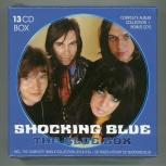 Продам новый 13CD Box Shocking Blue - The Blue Box, Новосибирск