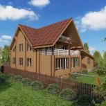Проектирование зданий и сооружений (коттеджи, загородные дома,бани), Новосибирск