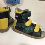 Ортопедические сандали детские, Новосибирск