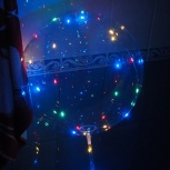 Светодиодный светящийся шар Bobo Led shar ХИТ 2018 года!, Новосибирск