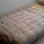 Продам диван и два кресла б/у, Новосибирск