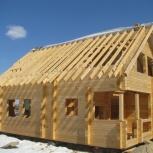 Строительство коттеджей, загородных домов, бань., Новосибирск