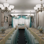 Банкетный зал/свадьба/корпоратив/юбилей, Новосибирск