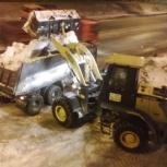 Вывоз, уборка снега Новосибирск, Новосибирск